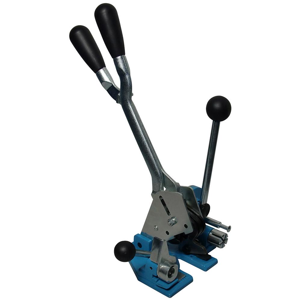 Spann- Und Verschlussgerät POM 16 mm mit Schnellspannung für PP-Kunststoffband