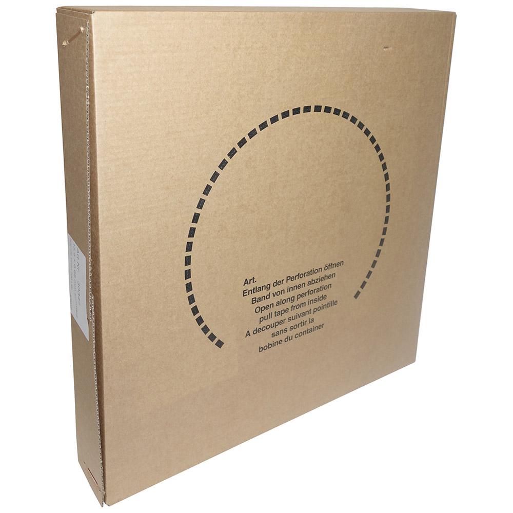 PP-Kunststoffband 12,7 x 0,63 mm Bandspendekarton A 1200 M