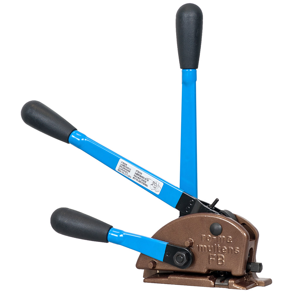 Stahlbandgerät MOD. FB 13/16 mm mit Hülsenverschluss