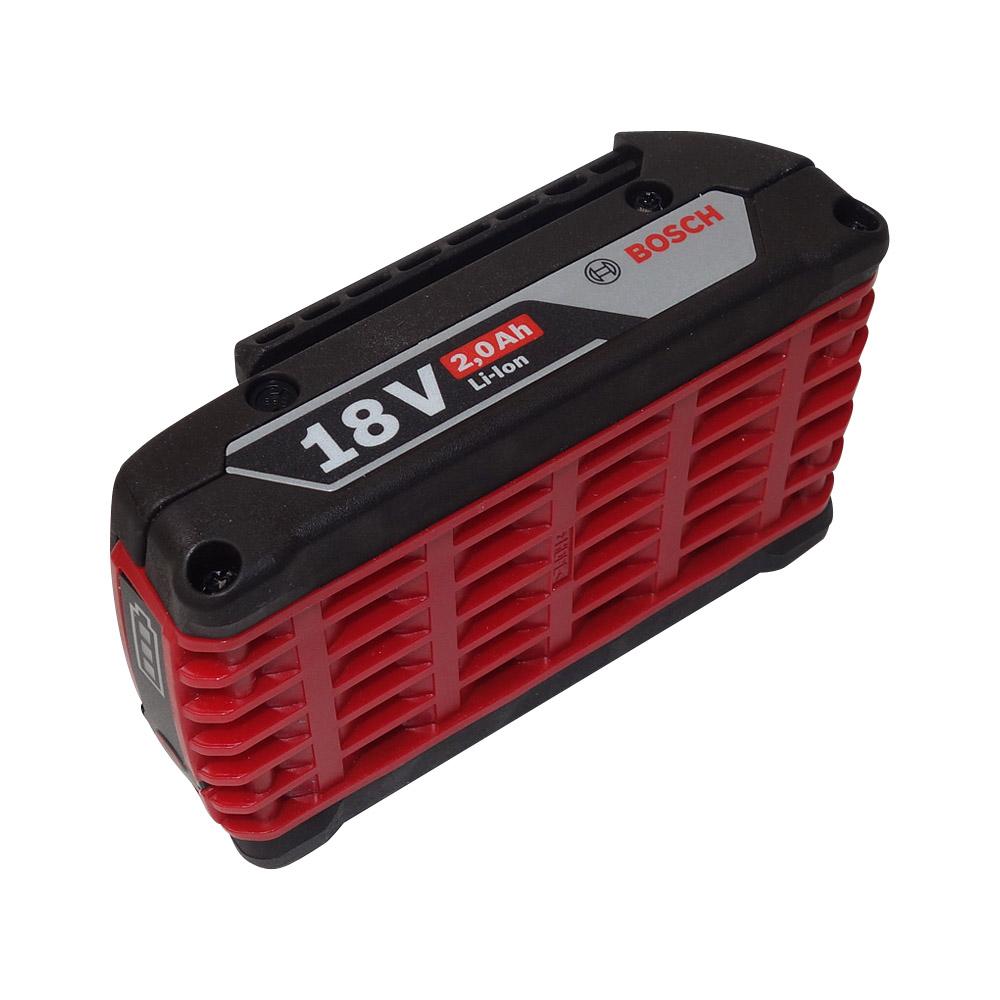 Ersatzakku für BXT3-13 und BXT3-16, Bosch LI-18V, 2,0 Ah