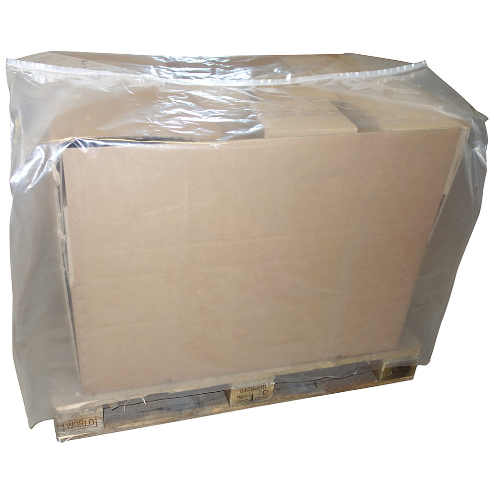 PE-Schrumpfhauben transparent 1250X850 mm, 2000 mm lang