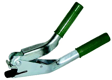 Stahlbandsicherheitschere SUPER TYMER bis 32 mm Breite