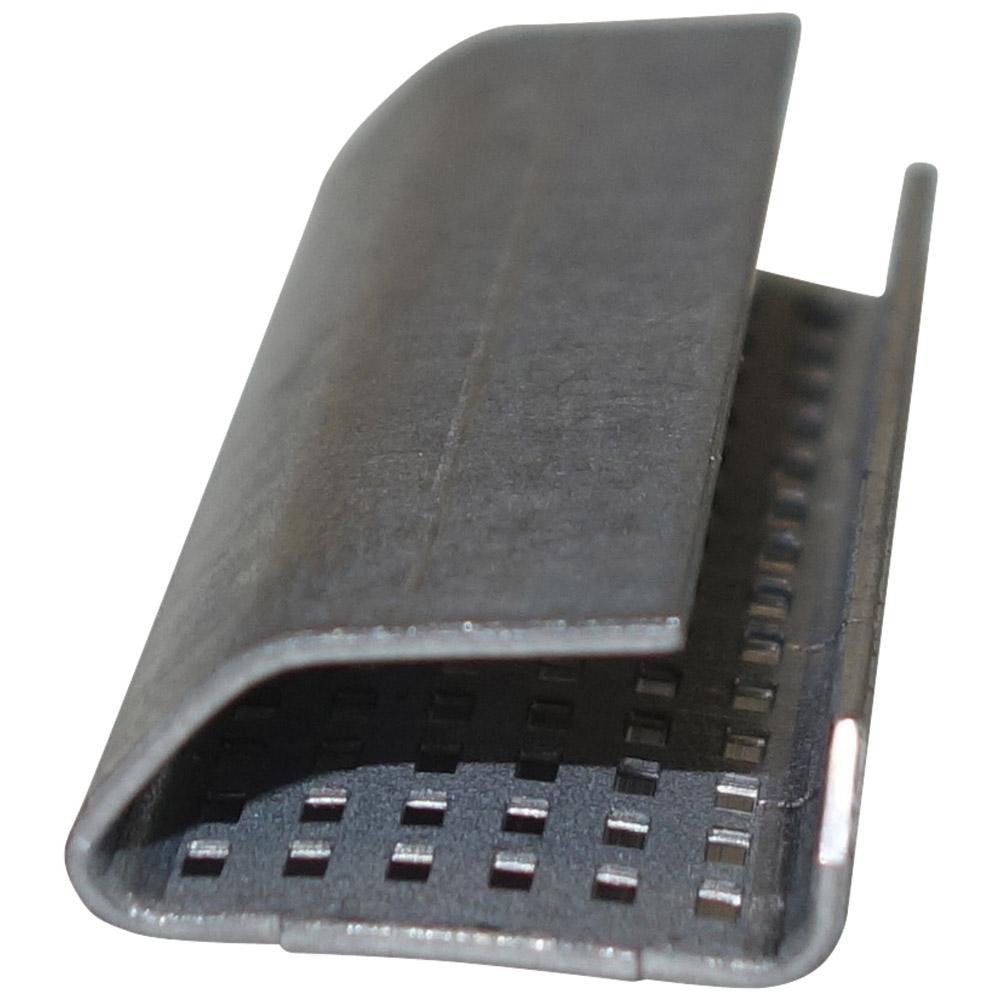Verschlusshuelsen 16 x 30 mm aussen glatt, innen geriffelt