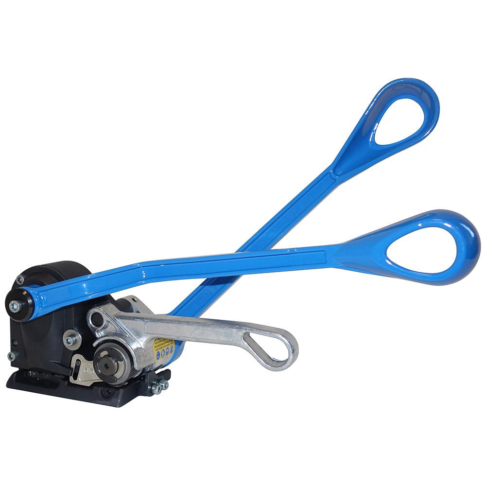 Hülsenloses Stahlbandgerät für Normal- und Hochleistungsstahlband 13/16/19mm Mod. BW 1219