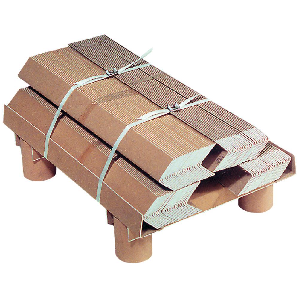 Oeko-Flaechenkantenschutz 60 x 60 x 3,0 mm 2,60 m lang