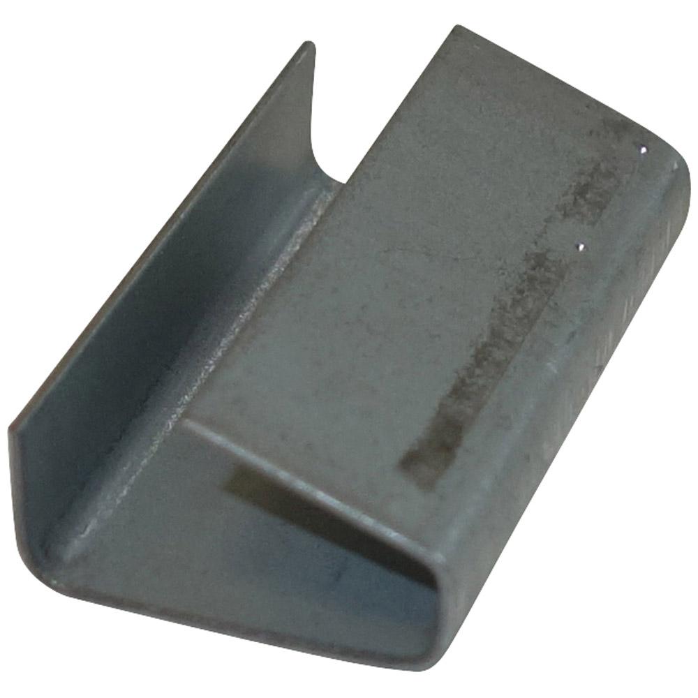 Verschlusshülsen huc 13 x 32 x 0,5 mm offen verzinkt