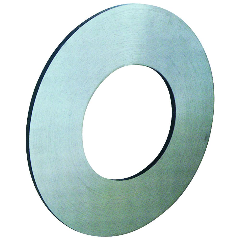 Stahlband 13 x 0,5 mm schwarz lackiert, einlagig