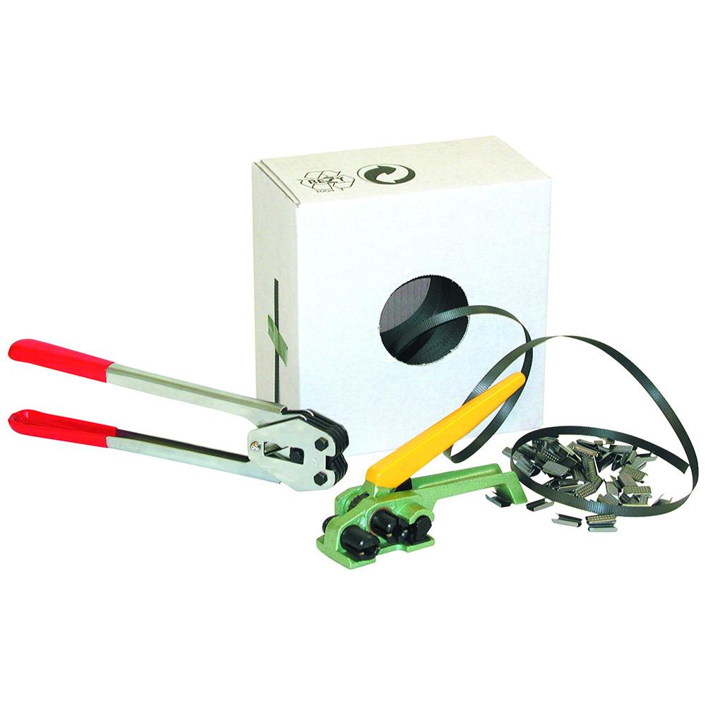KU-Bandset 16mm, Uni-Spanner Zange,VSH,KU-Band 1000m