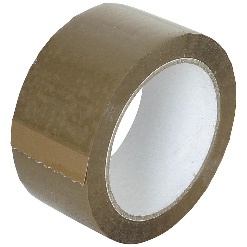 PP-Packband braun 25 mm