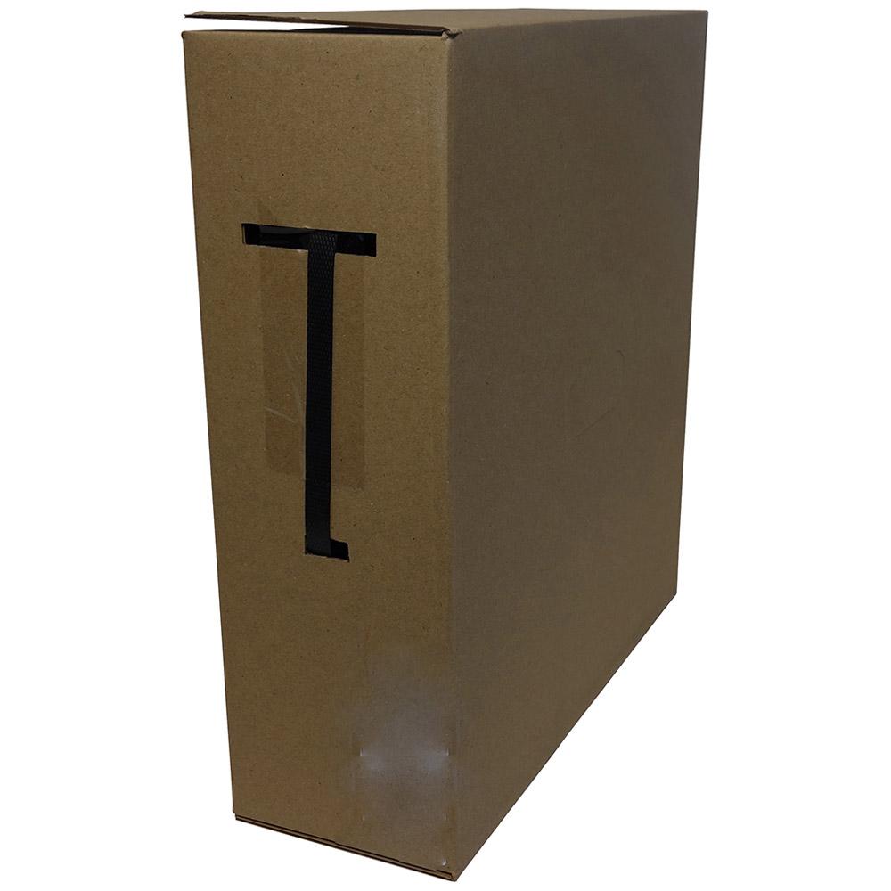 PP-Kunststoffband 12,5 x 0,5 mm Bandspendekarton A 1000 M