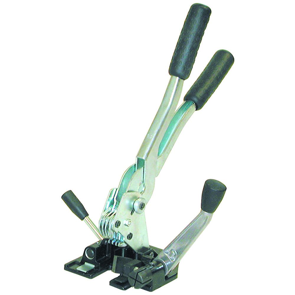 Einteiliges Umreifungsgerät Mod. CPT 16 mm für PP-Kunststoffband