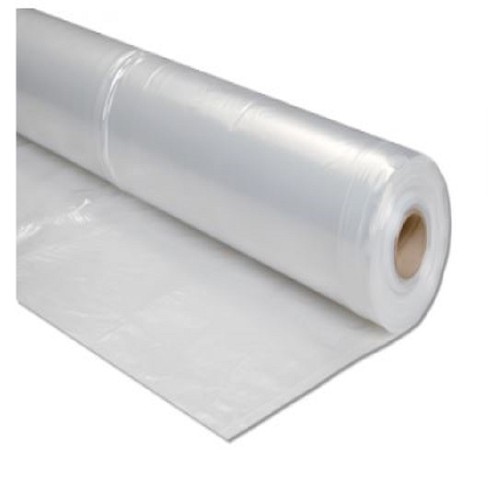 PE-Schrumpfschlauchfolie transparent 850X650 mm, 200 m