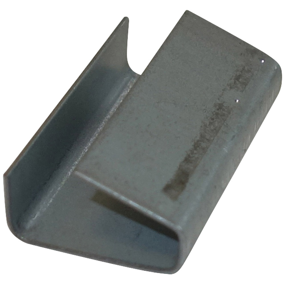Verschlusshülsen Ku 16 x 32 x 0,6 mm offen verzinkt