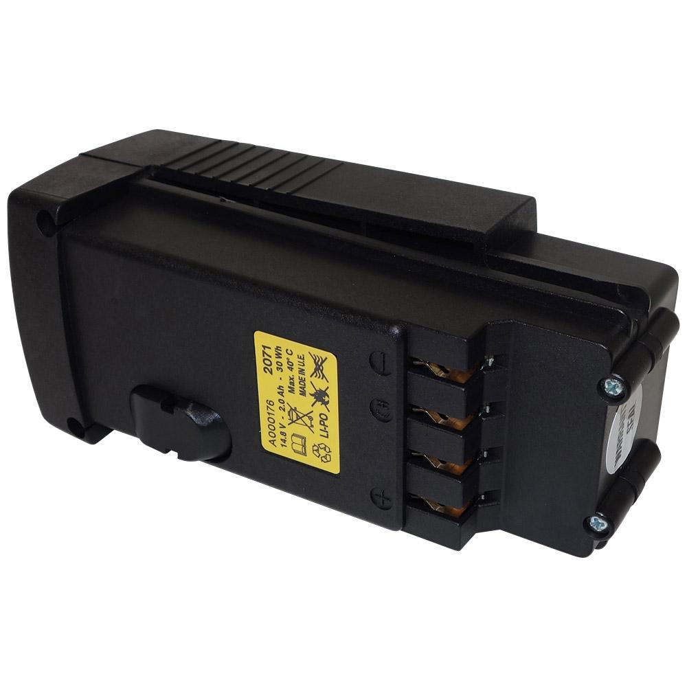 Ersatzakku für BW-03 12-16 mm