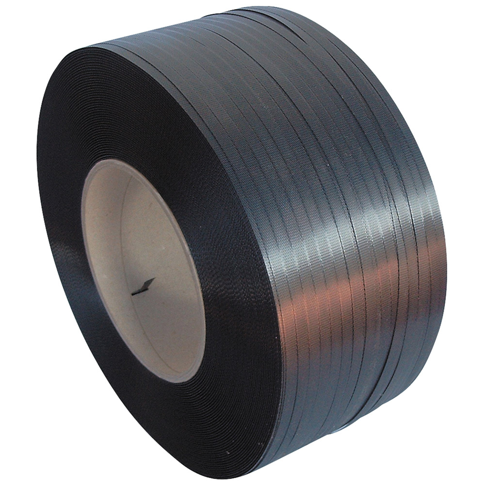 PP-Automatenband 12 x 0,55 mm Breit 3000 M Lg. 200er Kern